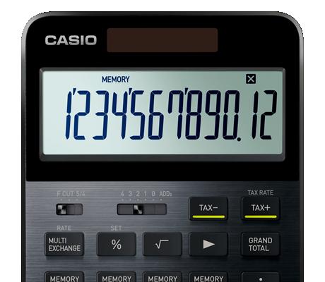 カシオプレミアム電卓 s100 製品詳細 casio